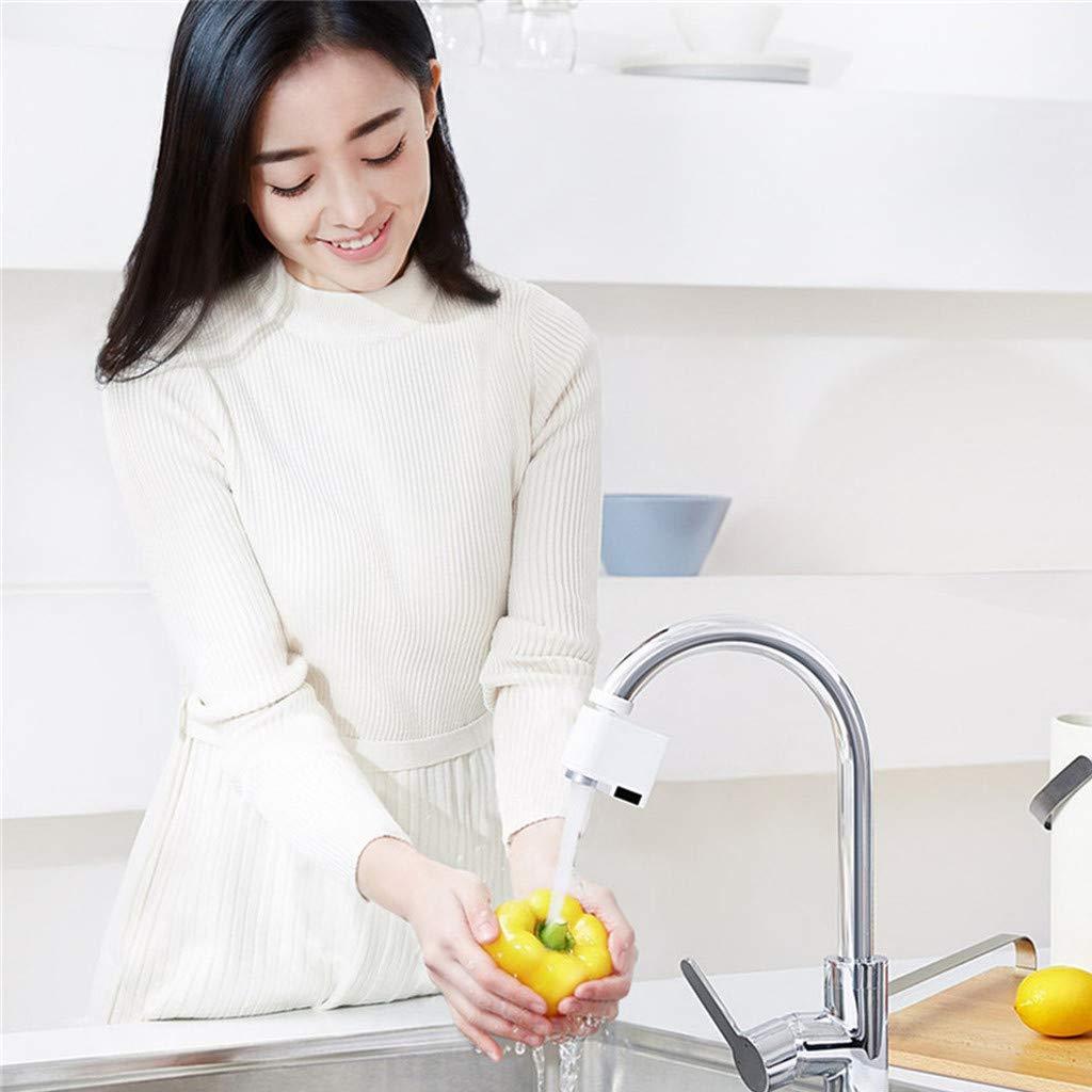 ToDIDAF 60 x 34 x 49 mm Dispositivo de inducci/ón por infrarrojos para ahorro de agua grifo para fregadero de cocina o ba/ño para Xiaomi Automatic Sense protecci/ón contra desbordamiento de agua