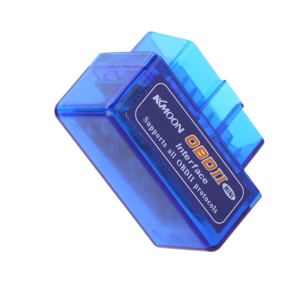 KKmoon K880 Mini Interfaz BT OBD2 Herramienta de Diagn/óstico de Coche para Android