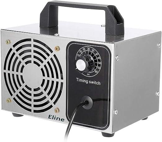 Eline 220V 10 G/H O3 Ozonizador Generador De Ozono Máquina ...
