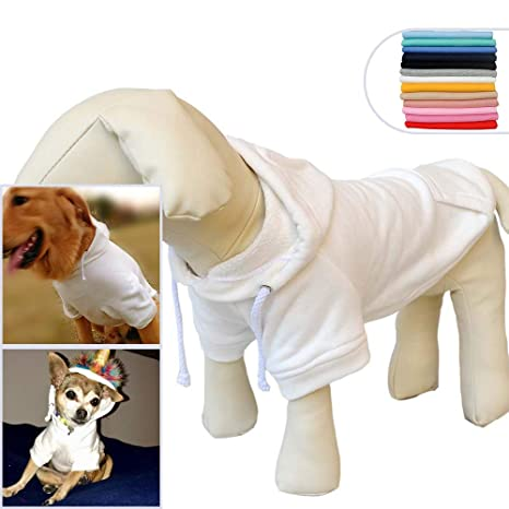 da63ee834ab1 Pet Clothing Clothes Dog Coat Hoodies Winter Autumn Sweatshirt for Small  Middle Large Size Dogs 11