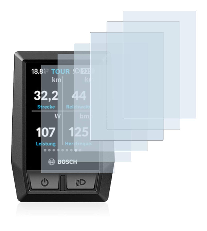 6x Displayschutzfolie für Bosch Kiox Schutzfolie Klar Folie Displayfolie