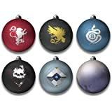 Official Destiny Baubles / Christmas Tree Decorations