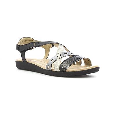 Earth Spirit Lexington Beige - Chaussures Sandale Femme