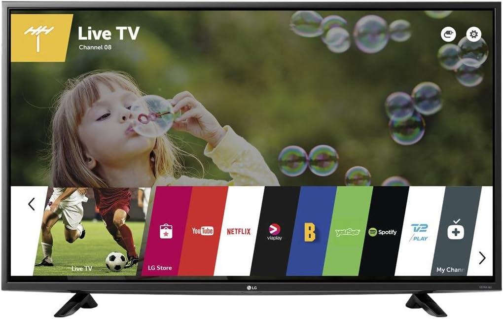 LG 49UF640V - TV: Amazon.es: Electrónica