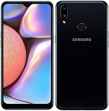 Samsung Galaxy A10S A107M 32GB Unlocked GSM DUOS Phone w/ Dual 13MP/2MP Camera (International Variant/US Compatible LTE)