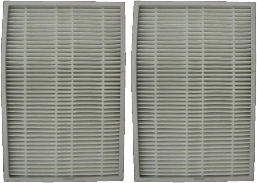 EnviroCare Replacement HEPA Vacuum Filters for Kenmore EF-1 Progressive Vacuums 2 Filters