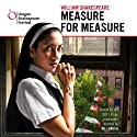 Measure for Measure (Dramatized) Performance by William Shakespeare Narrated by  Oregon Shakespeare Festival