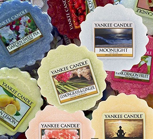 Yankee Candle Assorted Tarts Wax Melts-Ultimate Sampler Pack-10 Count (Yankee Candles Wax Melts)