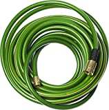 """Swan Products SMF58050CC Scotts MaxFLEX Lightweight Garden Hose with Crush Proof Couplings 50' x 5/8 """", Green"""
