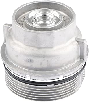 Mehoca Car Oil Filter Cover Housing CAP for Lexus IS250 IS350 GS300 GS350 15620-31040