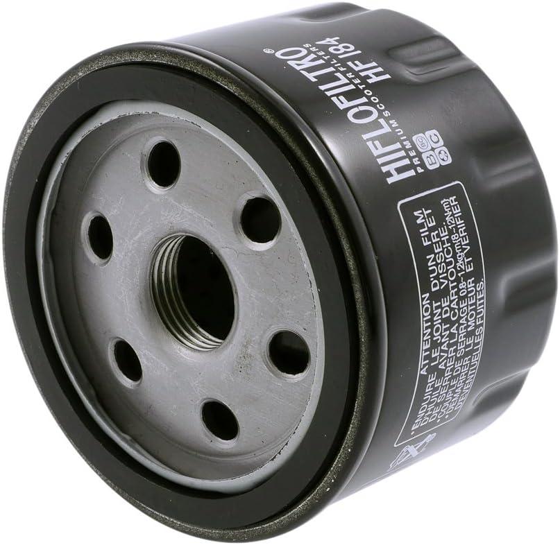 24,5/kw /Ölfilter HIFLOFILTRO f/ür Piaggio XEvo 400/M52101/2009/33,3/PS