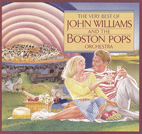 Reader's Digest: Very Best of John Williams and the Boston Pops Orchestra