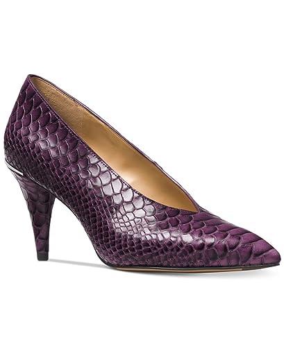 f32bbe1b8df6 Michael Michael Kors Lizzy Mid Pumps  Amazon.co.uk  Shoes   Bags