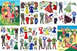 Unknown Friends Paper Dolls - Best Reviews Guide