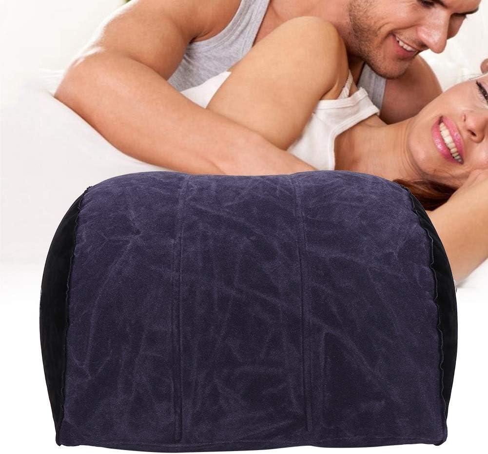 ejemplo de almohada inflable