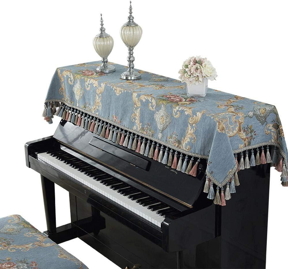 ZDAMN - Funda de piano vertical para teclado de piano, funda ...