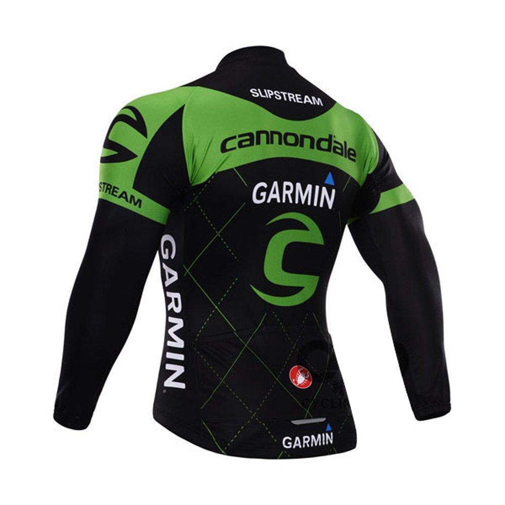 Amazon.com   Strgao 2016 Men s Pro Team MTB Bike Bicycle Winter Thermal  Cycling Long Sleeve Jersey Jacket   Sports   Outdoors baaab6a16