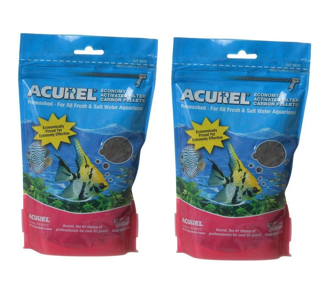 Acurel Economy Activated Filter Carbon Pellets