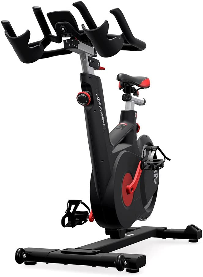 Life Fitness IC4 - Bicicletas de Ejercicio, Color Negro: Amazon.es ...
