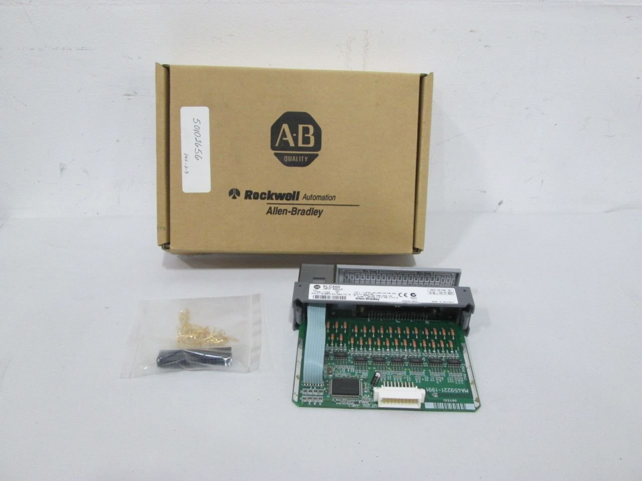 Allen Bradley 1746 Iv32 Serd I O Module Io Modules Solid State Relay Rockwell Industrial Scientific