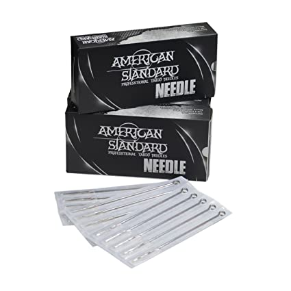 Tattoos & Body Art Tattoo Needles, Grips & Tips uk The Latest Fashion Fast Deliver Premium Quality Round Shader Shading Tattoo Needles