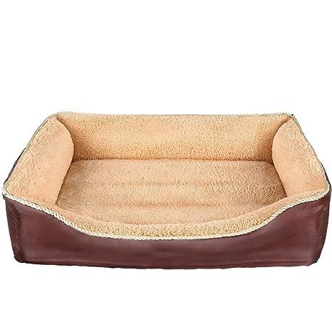 Casas para Perros Interiores Cama de Perro - Casa de Perro - Cama de Perro Lavable