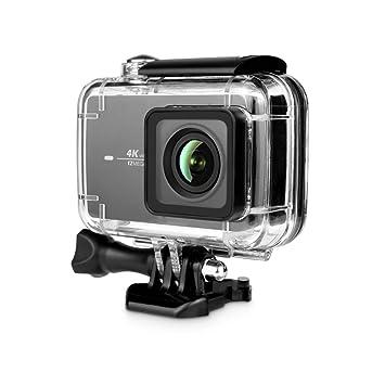 Amazon.com: Xiaomi Yi - Carcasa impermeable: Camera & Photo