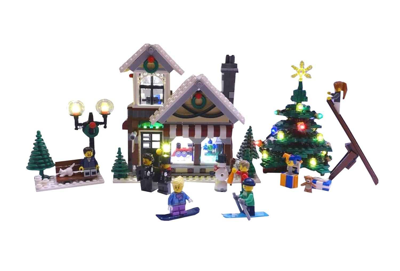 Harga Jual Winter Toy Shop 10249 Update 2018 Toshiba Canvio Desk Hardisk Eksternal 3tb 35ampquot Usb30 Putih Brick Loot Village 2015 Lighting Kit For Set Toys Games