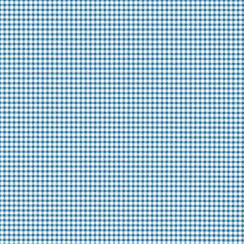 d-c-fix Self-Adhesive Film, Gingham Blue/Vichy, 17.71