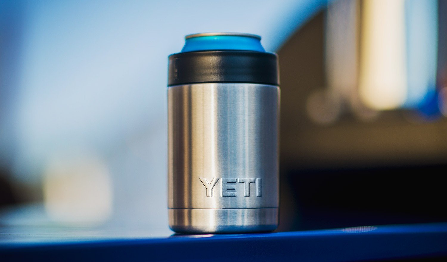 YETI Rambler Colster Can and Bottle Holder Silver One Size by YETI (Image #6)