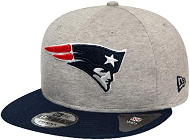 New Era Gorra 9FIFTY NFL Jersey Essential England Patriots Gris ...
