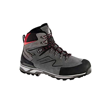 Boreal Athletic Boots Mens Yucatan Leather Trekking WP 10.5 Gris 44854: Sports & Outdoors