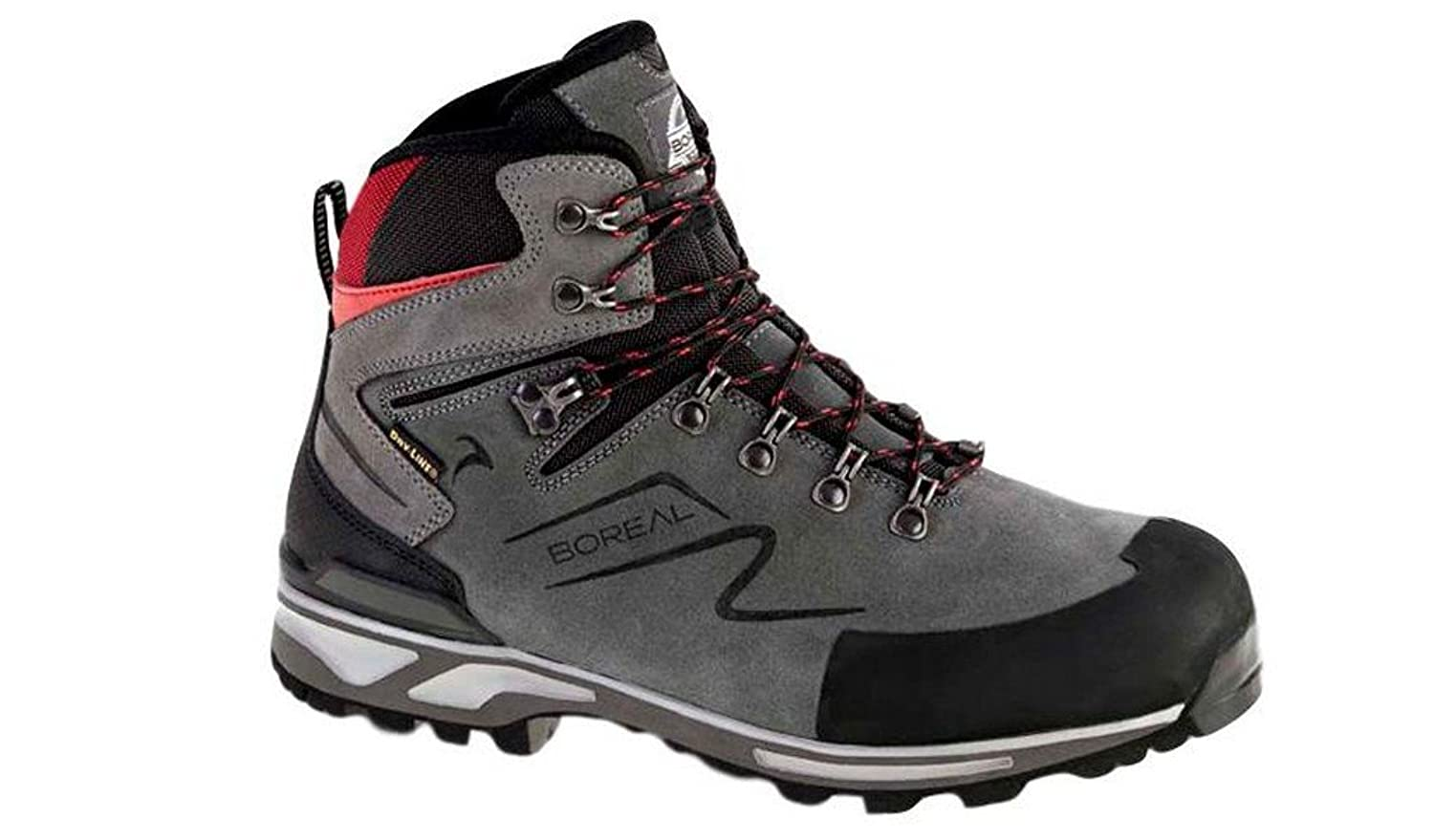 Athletic Boots Mens Yucatan Leather Dry Line WP Trekking 44854