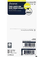 Amazon.es: Recambios de agendas: Oficina y papelería