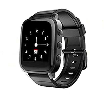 SMA-Q2 Activity Tracking SmartWatch Heart Rate Smart Watches,40 Days Standby,24h Always on Memory LCD Screen,Personality Watchfaces Stopwatch Remote ...