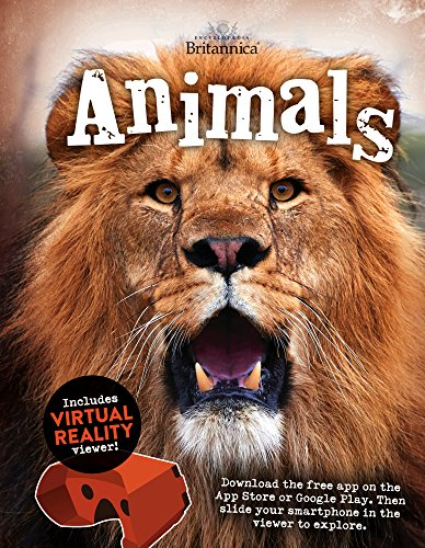 Encyclopaedia Britannica® Virtual Reality: Animals