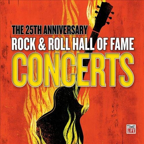 Time Rock - The 25th Anniversary Rock & Roll Hall Of Fame Concerts (4CD)