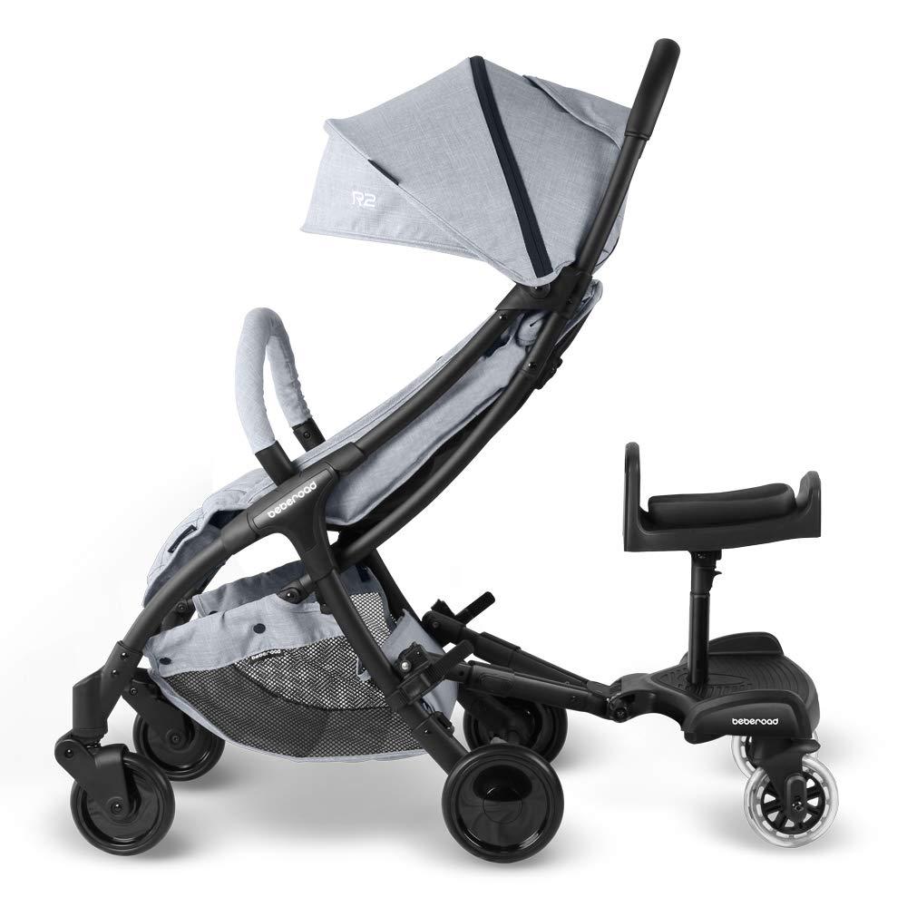 Glider Board Beberoad 2 in 1 Baby Stroller Kid Board with Dismountable Seat