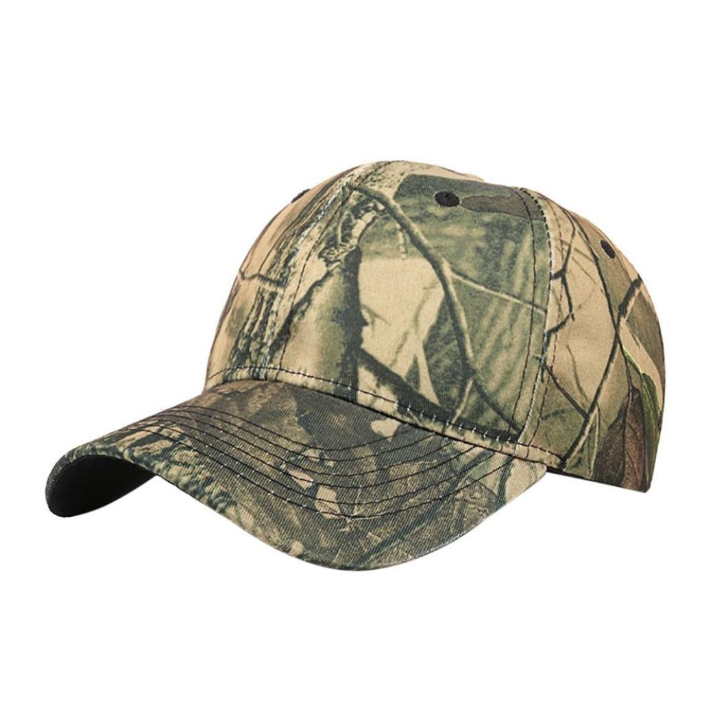 Lavany Women's Men Hats, Adjustable Camo Sports Baseball Caps Low Profile Hat Lavany Women' s Men Hats