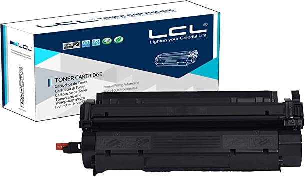 2 Pack Black Compatible Laserjet Pro 1000 1005 1150 1200 1200n Laser Printer Cartridge Replacement for HP 15X C7115X Imaging Toner Cartridge