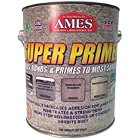 AMES RESEARCH LABORATORIES Super Primer Acrylic Plastic Concrete Sealant Primer by