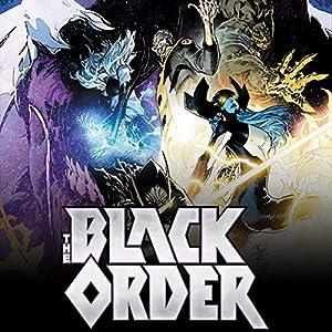 MARVEL COMICS//2018 BLACK ORDER #1 PHILIP TAN ART /& MAIN COVER