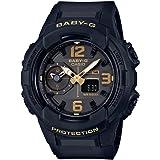 Casio Baby-G BGA230-1B Black / Black Resin Analog/Digital Quartz Women's Watch