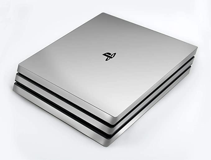 atFoliX Skin compatible con Sony PlayStation 4 Pro PS4 Pro ...