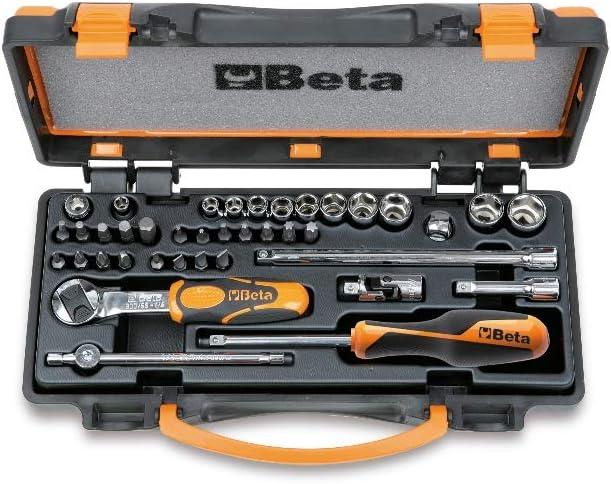 Beta 009000971-900/C11-11 Ll Y 20 Puntas Y 8 Accesor.: Amazon.es: Bricolaje y herramientas