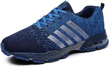 Zapatillas para Mujer Corriendo Transpirable Malla Baloncesto ...