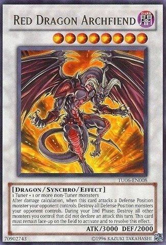 Yu-Gi-Oh! - Red Dragon Archfiend (TU06-EN008) -