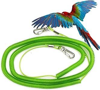 GZQ Correa de arnés para pájaros, Cuerda Ajustable Cuerda de ...