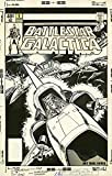 img - for Walter Simonson Battlestar Galactica Art Edition book / textbook / text book