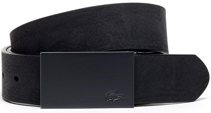 design di qualità a361a fb004 CINTURA Lacoste Uomo Donna Cow Leather Belt PELLE FIBBIA ...